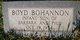 Boyd Bohannon