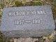 Wilson Highland Henne