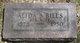 Alida Mae <I>Bills</I> Alcott