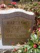 Martha Jane <I>Conner</I> Clay