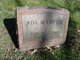 Profile photo:  Ada May <I>Spier</I> Cotter