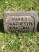 Profile photo:  Annie <I>Fails</I> Manchester
