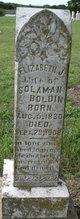 Elizabeth J. <I>Parker</I> Boldin