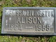 Melissa <I>Livingston</I> Alison