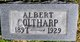 Profile photo:  Albert Coltharp