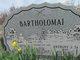 Profile photo:  Anthony J. Bartholomai, Sr