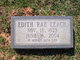 Edith Rae <I>Palmer</I> Leach
