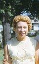 """Profile photo:  Helen Imogene """"Jean"""" <I>Decker</I> Fulop"""