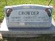 Profile photo:  Delbert R. Crowder