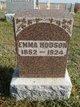 """Emmeline """"Emma"""" <I>Back</I> Hodson"""