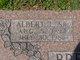 Profile photo:  Albert L. Brentlinger, Sr