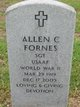 Profile photo:  Allen C Fornes