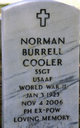 Profile photo:  Norman Burrell Cooler