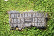 Profile photo:  William Frederick Abbe