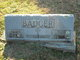 Bessie V. <I>McElea</I> Badger