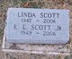 Linda Darlene <I>Blackwood</I> Scott