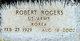 Profile photo:  Robert Rogers