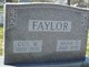 Profile photo:  Anna <I>Trumbauer</I> Faylor
