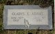 Gladys E. Adams
