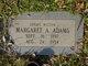 Margaret A. Adams