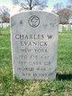 Profile photo: PFC Charles W Evanick