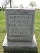 Christian Staehle