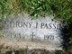 "Anthony Joseph ""Tom"" Passini"