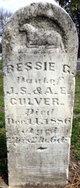 Profile photo:  Bessie Geneva Culver