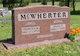 Profile photo:  Annie May Frances <I>Wylie</I> McWherter