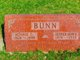 Minnie Cathern <I>Genth</I> Bunn
