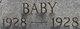 "Profile photo:  ""Baby"" Reasoner"