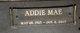 Profile photo:  Addie Mae Everhart