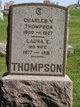 Laura E <I>(Cowan) Vanwinkle</I> Thompson