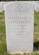 Marshall Buchanan Armstrong