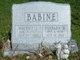 Barbara May <I>Tucker</I> Babine