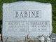 Maurice J Babine