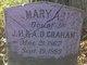 Mary A. Graham