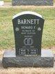 Profile photo:  Howard F Barnett