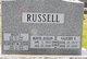Vager Vaughn Russell