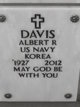 Profile photo:  Albert Roy Davis