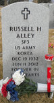 Profile photo:  Russell H Alley