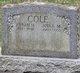 Profile photo:  Anna H. Cole