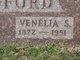 Profile photo:  Venelia <I>Bruce</I> Bradford