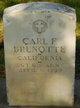 Profile photo:  Carl Frederick Brunotte