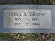 Profile photo:  Lillian B. Vaughn