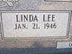 Profile photo:  Linda Lee <I>Hall</I> Carter