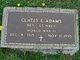 Clates E Adams