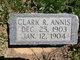 Clark R. Annis