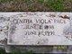 Centha Viola <I>Burrow</I> Pace