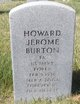 Howard Jerome Burton